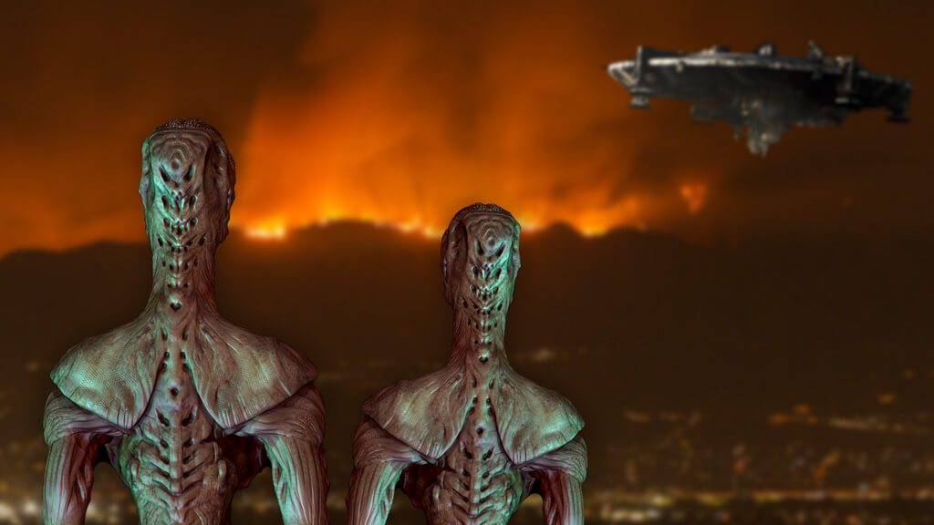Can aliens survive climate change? Read on 10