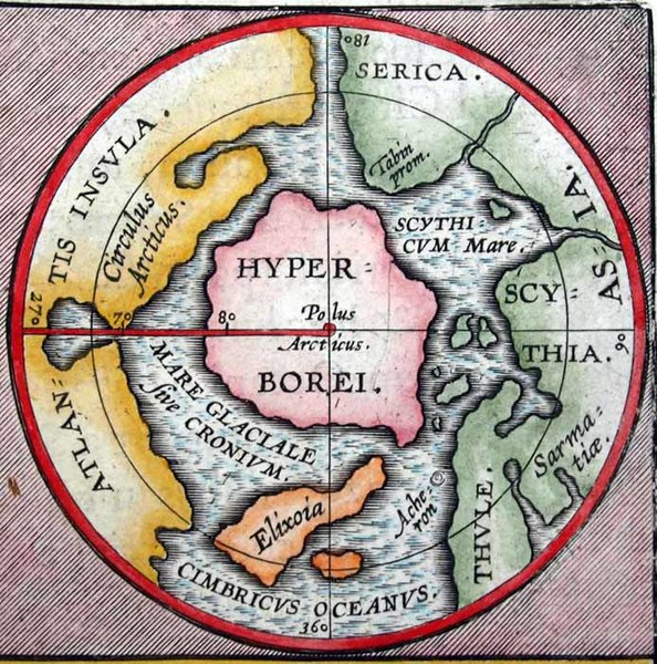 Mythical Continent That Existed Millions Years Ago Discovered By Russian Scientists