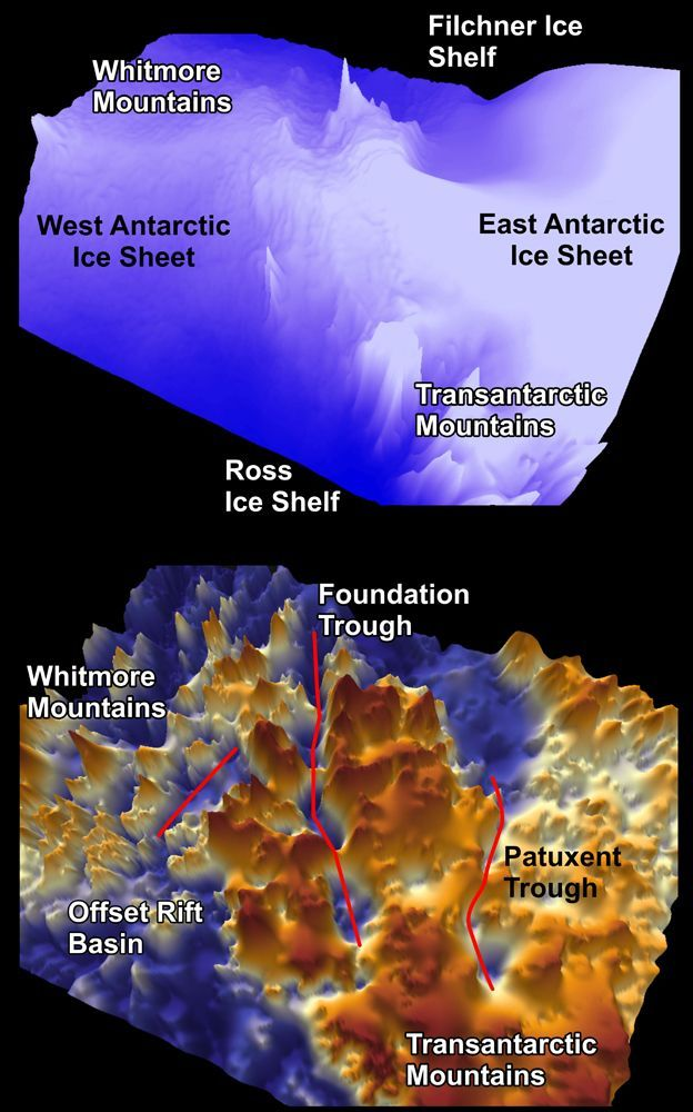 Hidden World Under Antarctica Revealed: Scientists Find A World They've Never Imagined 89