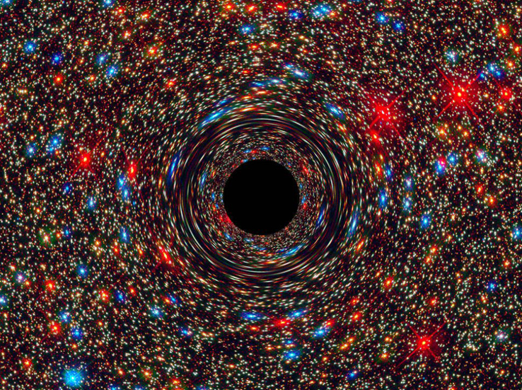How Artists Have Imagined Black Holes Till Now