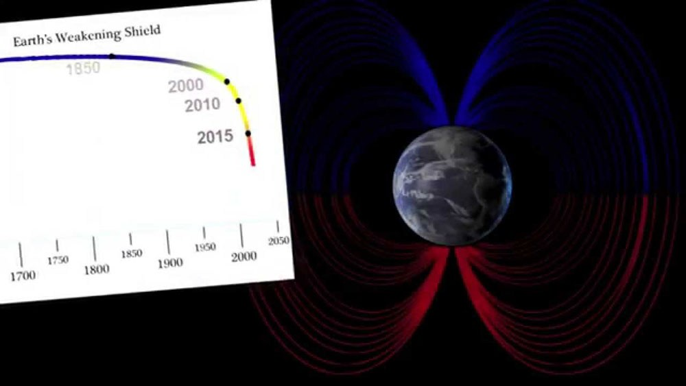 Cosmic Rays as Triggers for Solar Flashes, Earth Core Eruptions & Pole Shifts (Part 3) 9