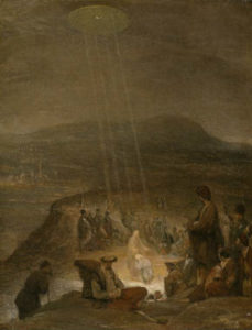 Historic Paintings That Clearly Depict UFOs 107