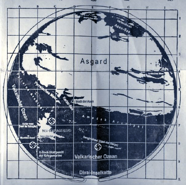 Agartha, A Subterranean World Inside Our Planet, Confirmed By Top Secret Nazi Maps And Documents 19