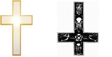 Words & Reverse Occult Symbolism 14