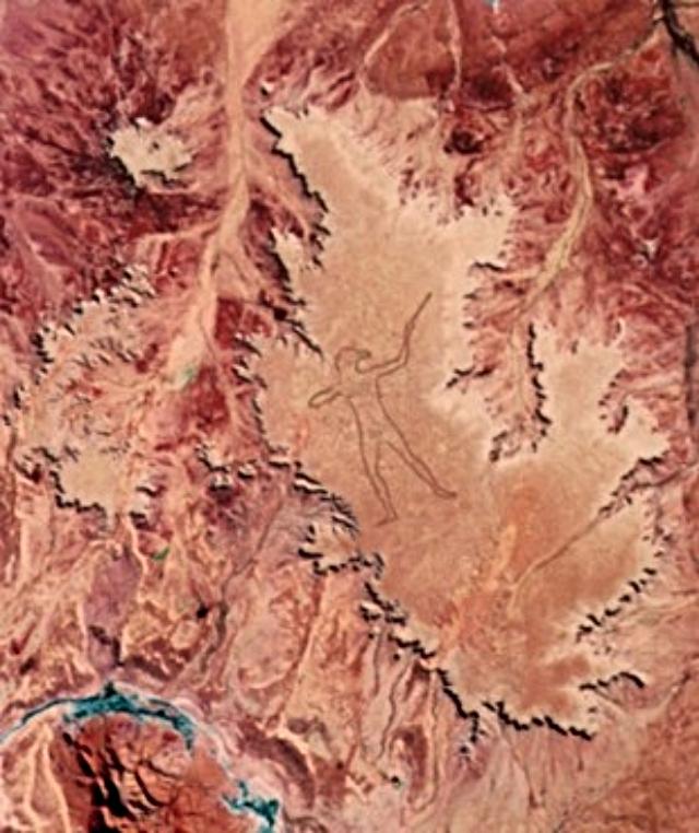 Marree Man: Australia