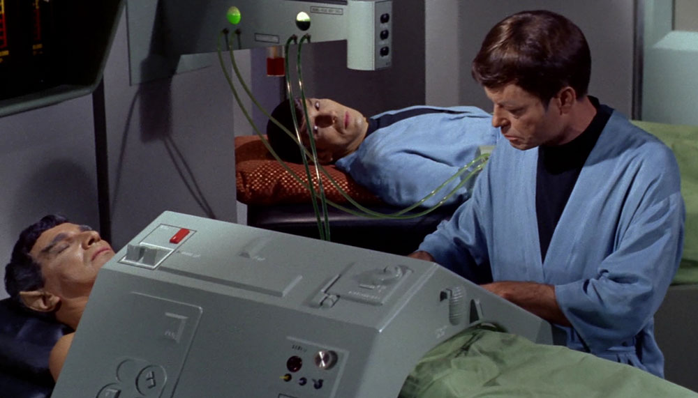 STAR TREK – Back To The Future Medicines 100
