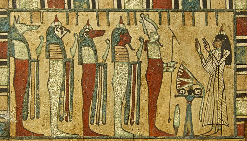 Ancient Egyptian Figures And Objects: Symbolism And Meaning