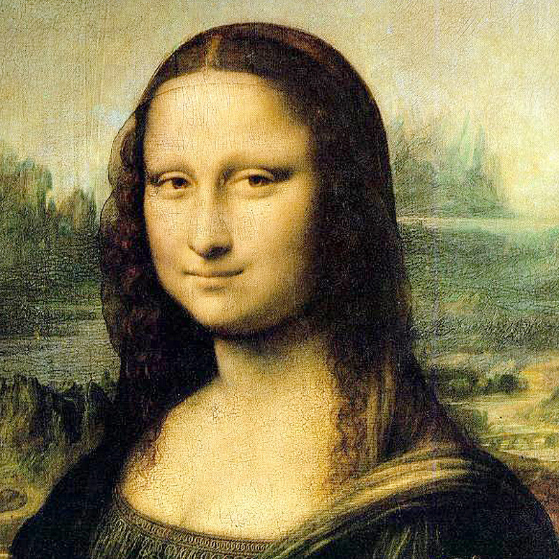 Secret Messages Hidden In Leonardo Da Vinci