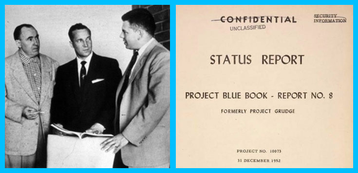 Project Blue Book | Unidentified Flying Objects 102