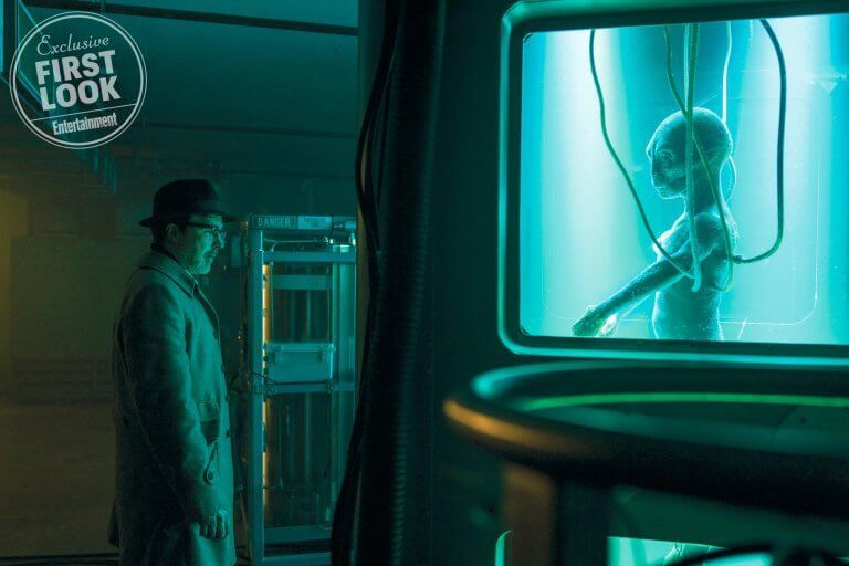 """History Declassifies First Look at Alien In """"Project Blue Book"""" Series! 7"""