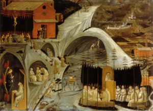 Historic Paintings That Clearly Depict UFOs 24
