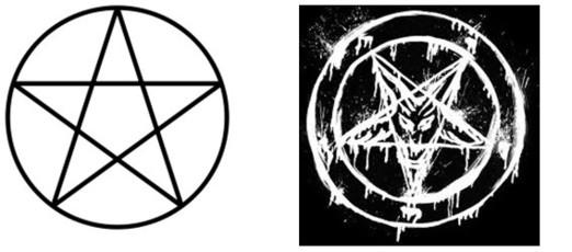 Words & Reverse Occult Symbolism 15