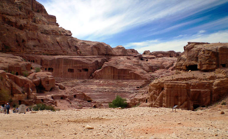 The Mystery Of The Lost City of Petra 101
