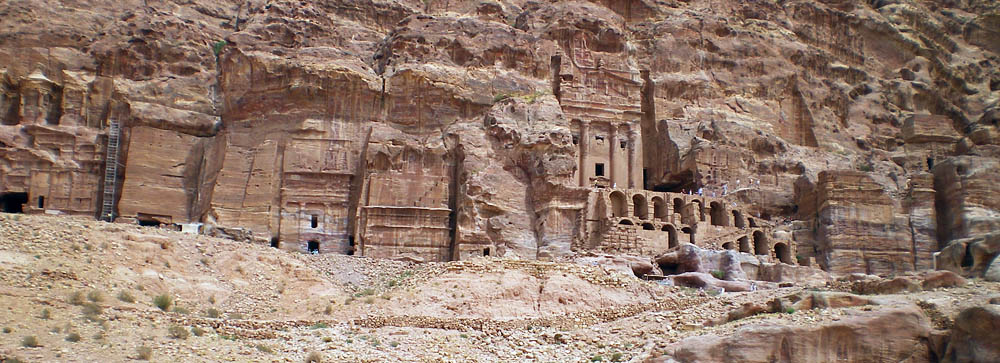 The Mystery Of The Lost City of Petra 102