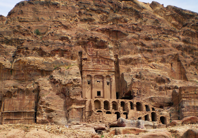 The Mystery Of The Lost City of Petra 103