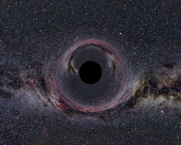 2018 is going to be the year when, for the first time, we'll observe a black hole 12
