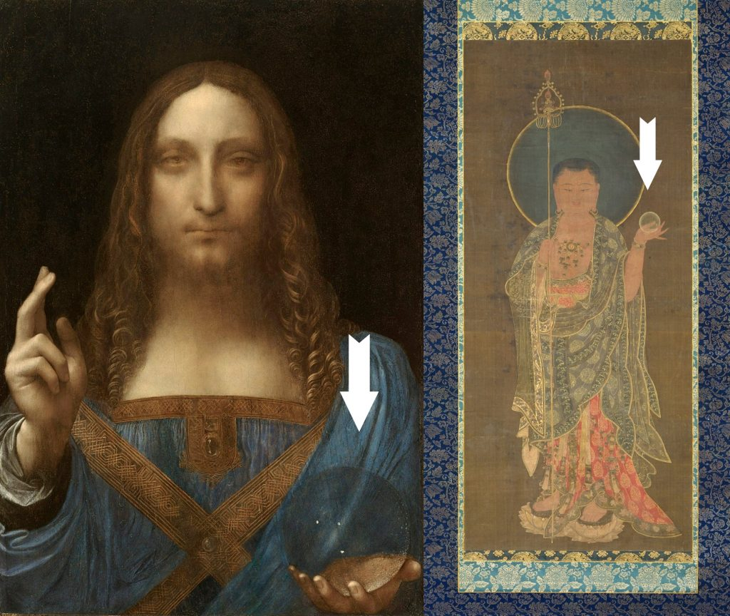 CELEBRITIES EXPOSED: Satanism in the Hollywood & Music ... Da Vinci Paintings Hidden Messages