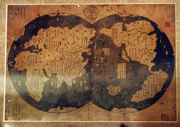 Secret Maps Of The Ancient World: Our Earth Before The Last Pole Shift? 1