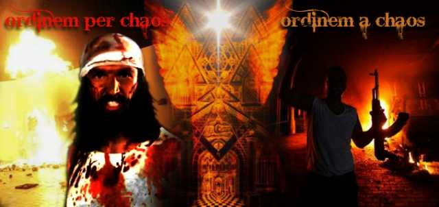 Order Through Chaos: Who Wants to Set the World on Fire?  105