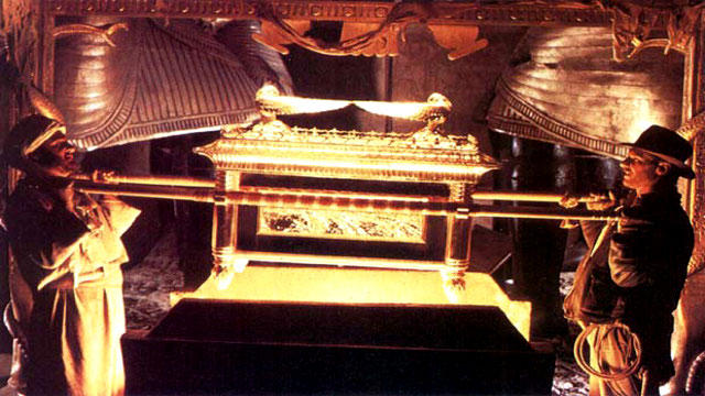 8 Alleged Resting Places of the Ark of the Covenant 93