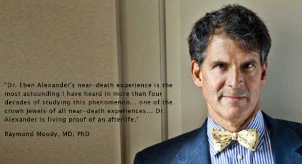 Top neurosurgeon 'spent six days in heaven' during a coma 13