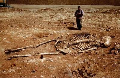 NASA Pictures Of Nephilim Giants' Anomalies, Fact Or Faked? 5