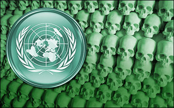 "UN's ""Virtuous Green Path"" Leads Straight To Mass-Death 98"