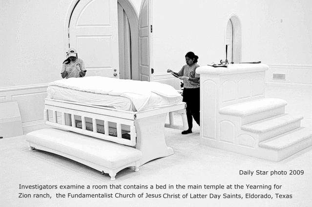 A Secret Look Inside Mormon Temple Rituals 1