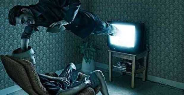The Idiot Box: How TV Is Turning Us All Into Zombies 1