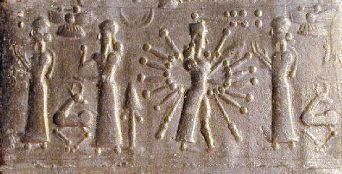 The Ancient Astronauts and a New History of man 11