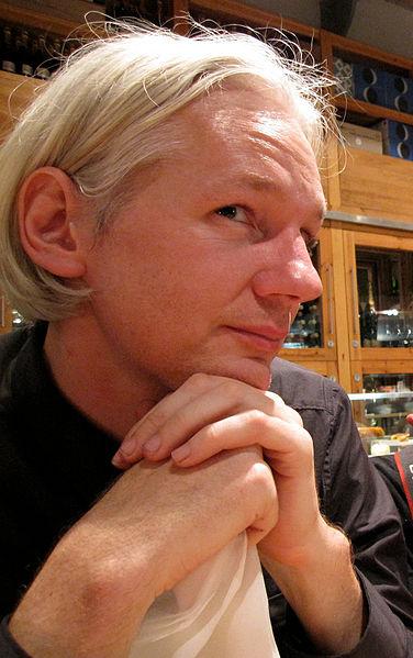 Wikileaks? warning julian assange