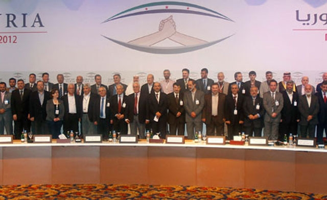 Zionist – Created Syrian National Coalition Will Lead the Terrorists Against Assad 1