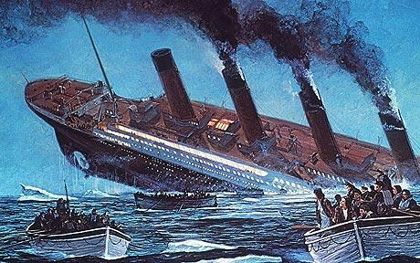 "Insane Coincidences – The ""Titanic"" Disaster Story 13"
