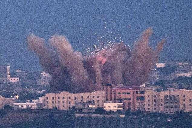 Israeli Troops Amassing And Moving Toward Gaza Border 3