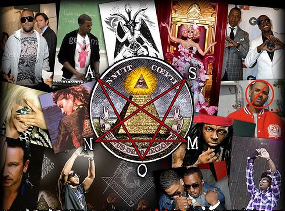 Illuminati Symbolism in Music and Sport's 22