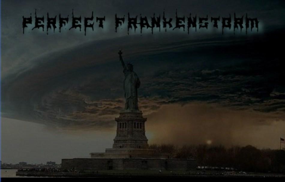 """""""Perfect Frankenstorm"""" 8"""