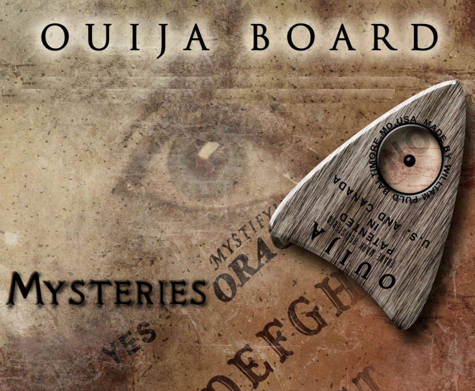 Ouija Squeegee-GET THEM DEMONS OUT! 86