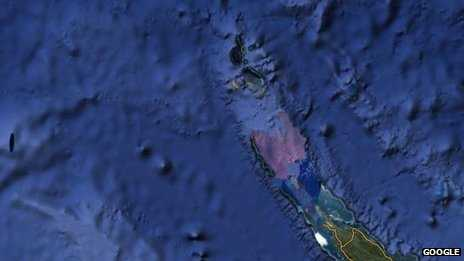Pacific Island vanishes and scientists find no trace of it 1