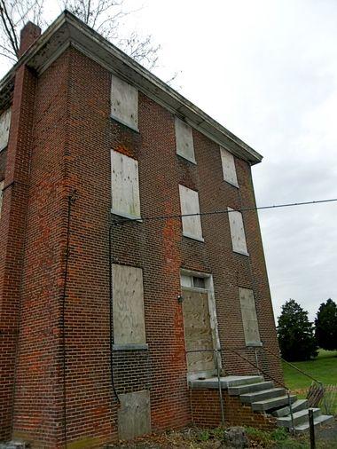 Paranormal Corner: Salem County Insane Asylum 12