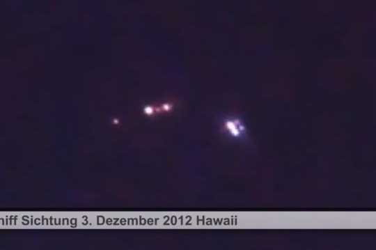 New video captures enormous UFO hovering over Hawaii, broadcasting music 21