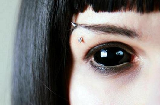 Shifting Black Eyes 3