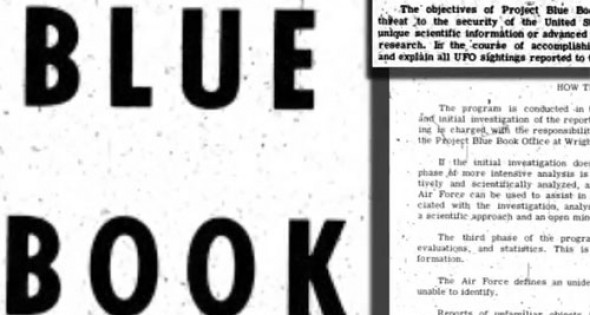 Project Blue Book – Your Need to Know 1