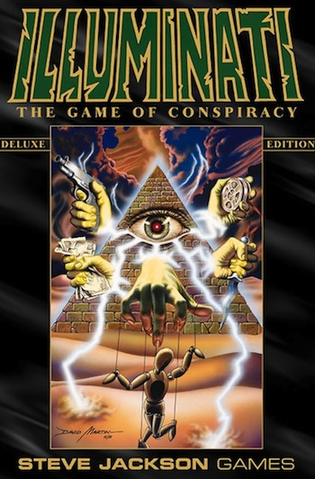 Ominous Old Illuminati Card Game 'Predicts' 9/11, The New World Order and More 32