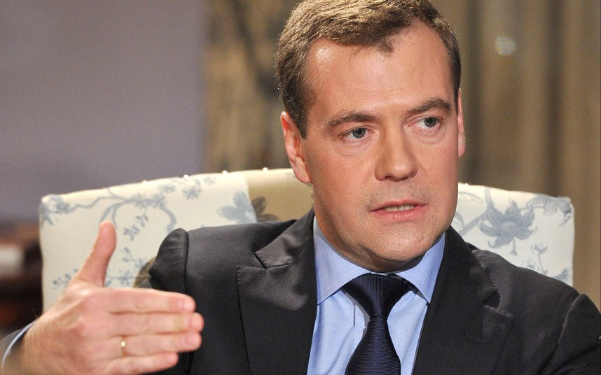 Russian Prime Minister Confirms Aliens Are Here 21