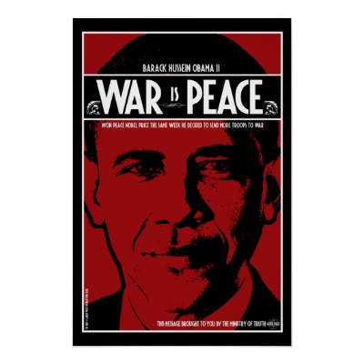 The Great Deception: Obama and the Coming War 19