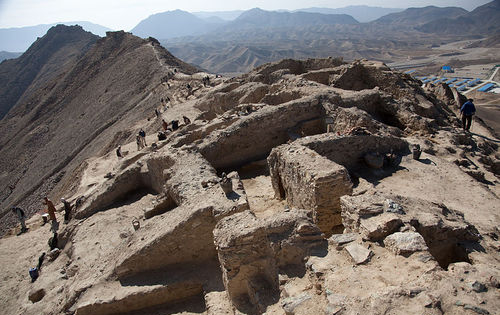 The Buddhas of Aynak: The Afghan Cultural Site That the World Does Not Care About 93