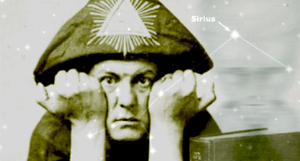 Sirius Business: Was Aleister Crowley an Extraterrestrial Medium? 104