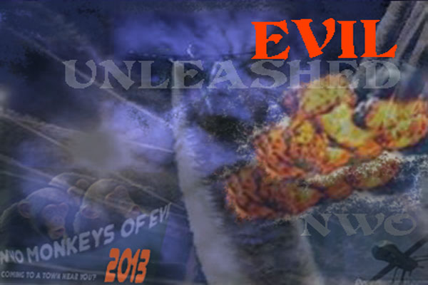 End of 2012 and the Unleashing of Evil 95