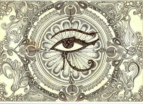 Secrets Of The Third Eye, The Eye Of Horus, beyond The Illuminati 23