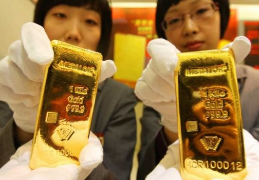 China Makes Move To Collapse U.S. Dollar: Announces Gold Back Currency For Global Trade 17
